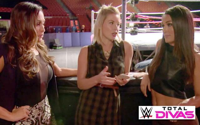 Total Divas WWE Sneak Peek