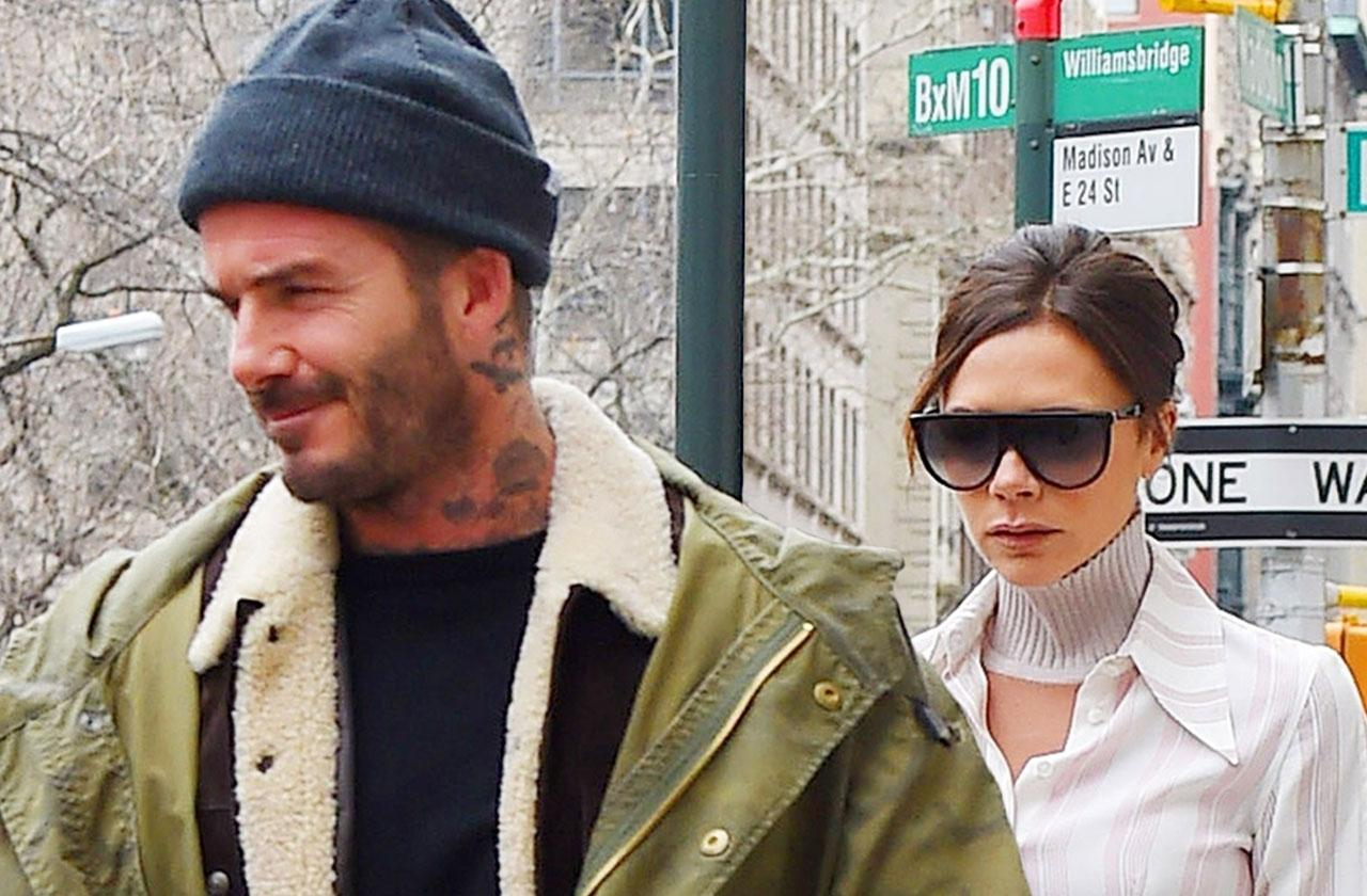 David And Victoria Beckham At War Over Which Continent To Call Home