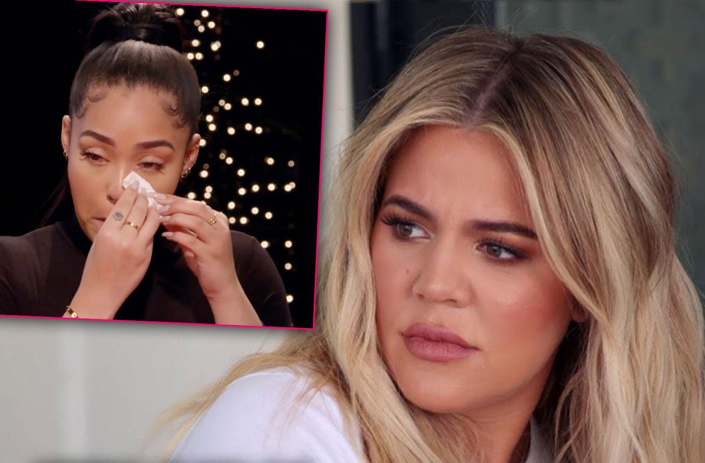Khloe Kardashian Done Jordyn Woods Lies Exposed