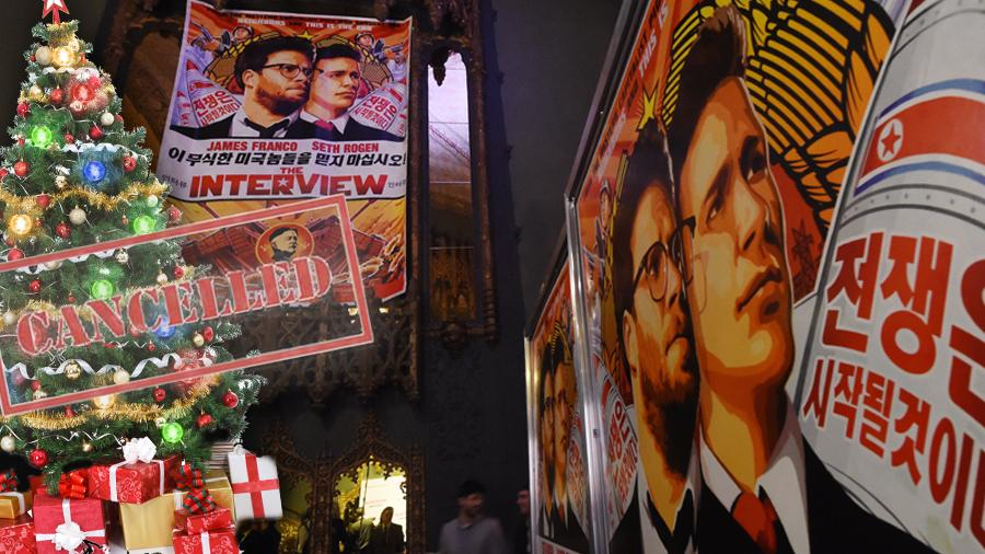 Sony Cancels The Interview Holiday Debut