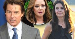 Tom Cruise & Katie Holmes Fight Over Leah Remini