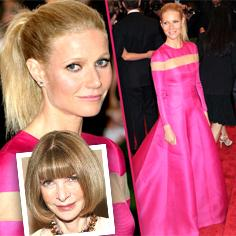 //gwyneth paltrow not attending met gala nyc sq
