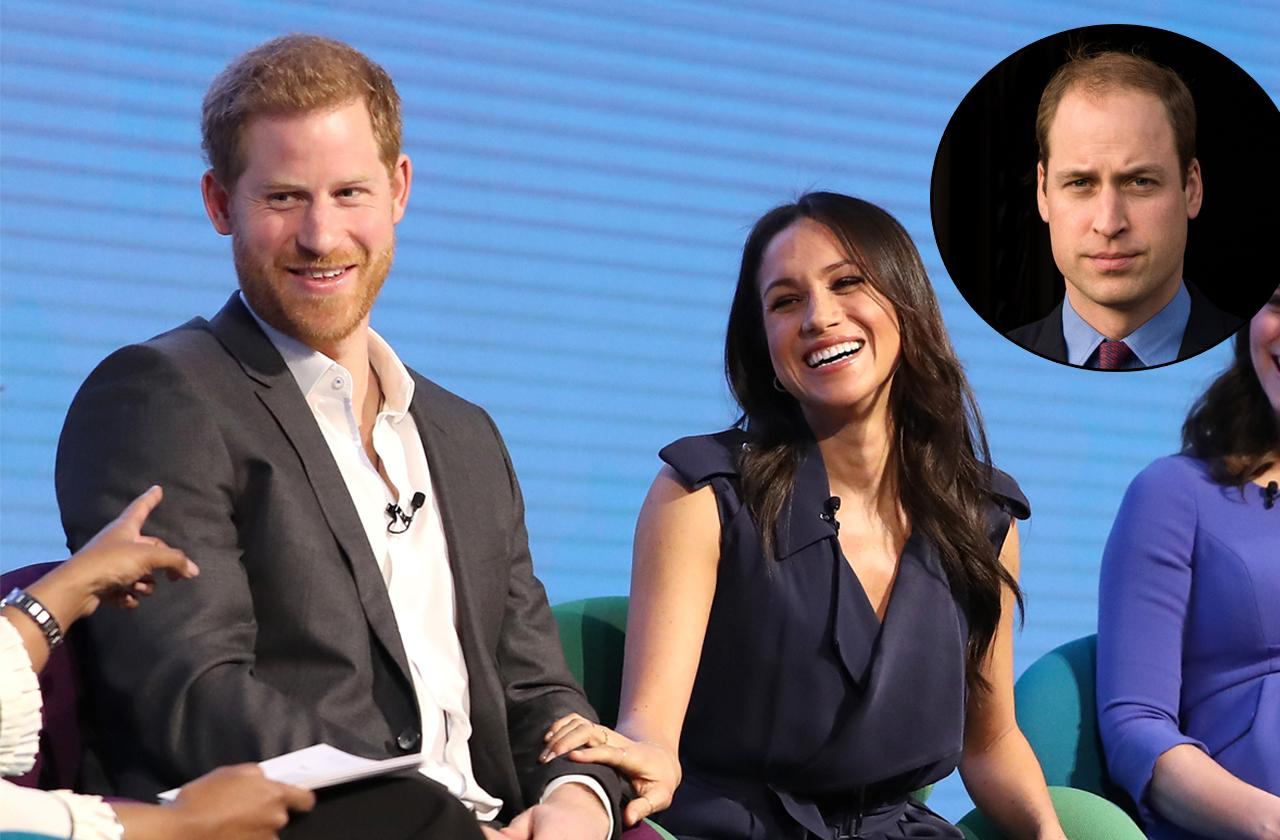 //prince william believes meghan markle is pulling harry away from royal traditions pp