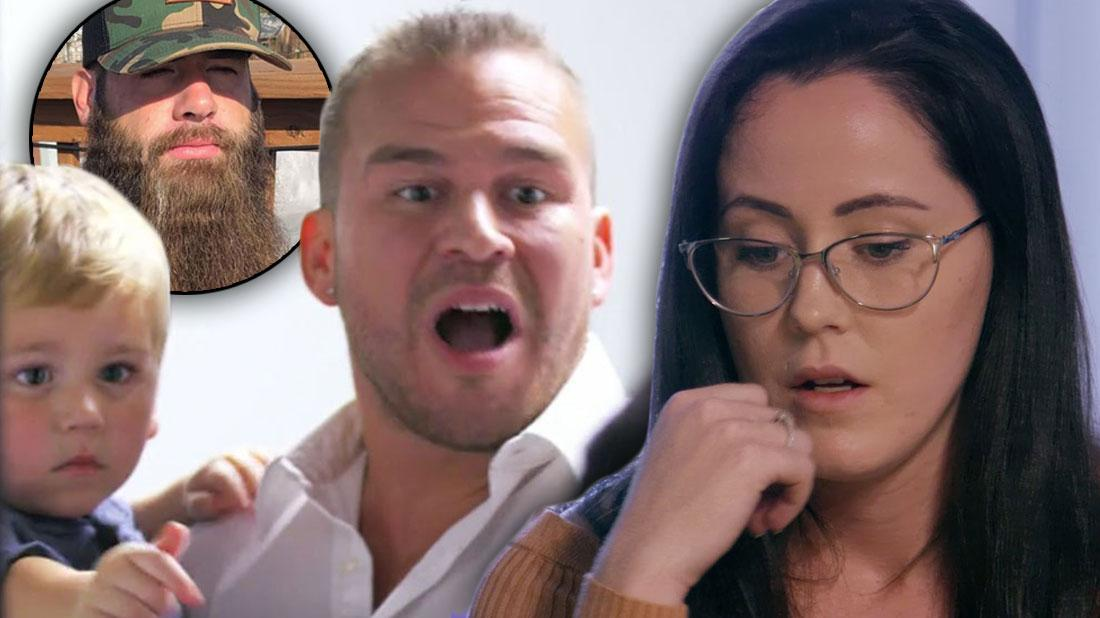 Jenelle's Ex Nathan Begs Cops To Check On Son In 911 Call