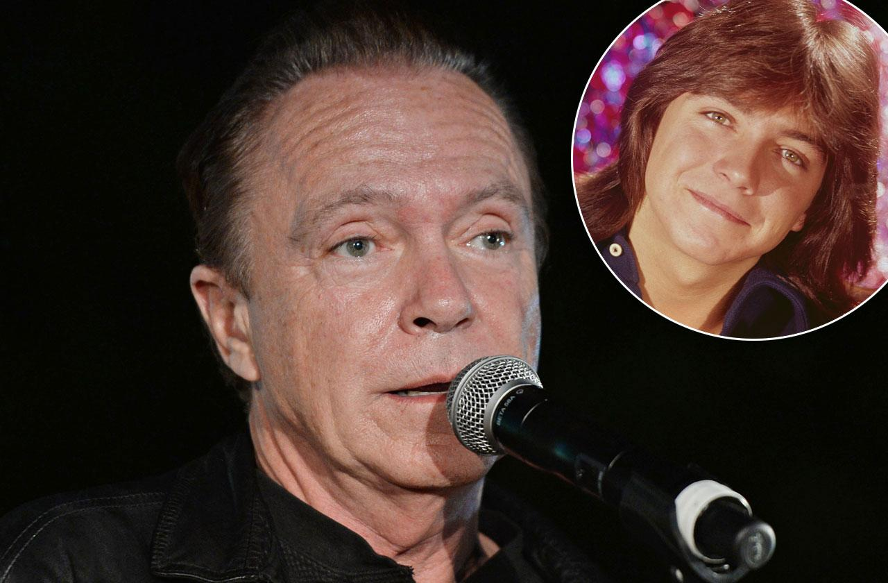 //David Cassidy Scandals Drugs Alcohol pp