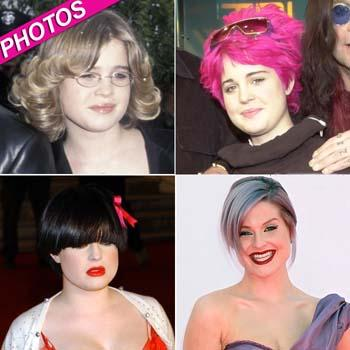 //kelly osbourne through the years