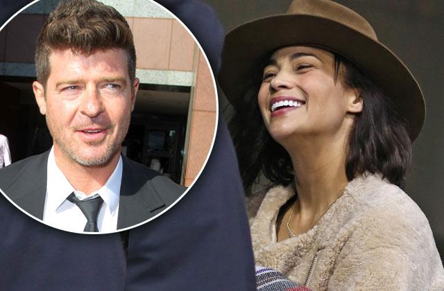 //paula patton divorce custody fight robin thicke vancouver filming
