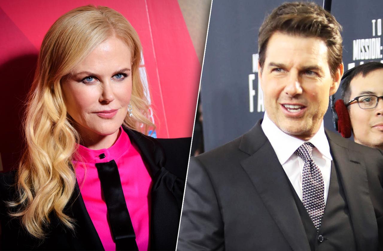 Nicole Kidman Tom Cruise Marriage Sexual Harassment