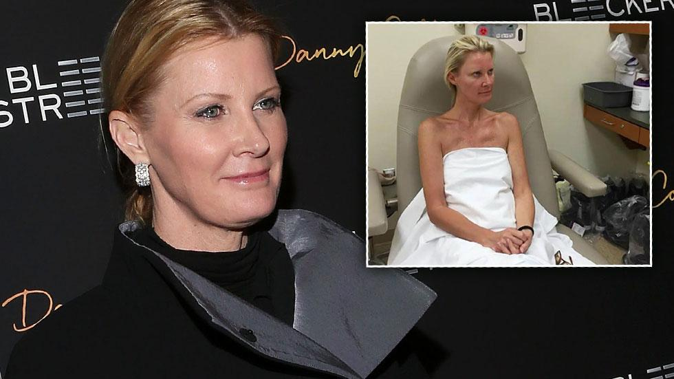 Sandra Lee Breast Cancer