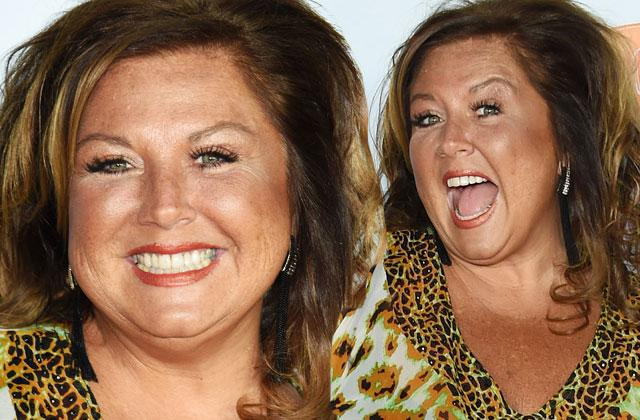 Abby Lee Miller Putting On Brave Spray Tan Face Maddie Ziegler Tell All