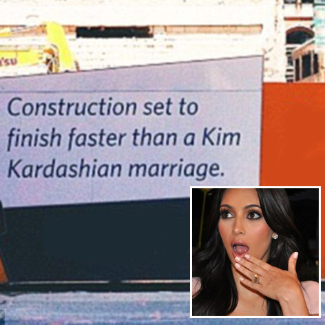 //kim kardashian construction square