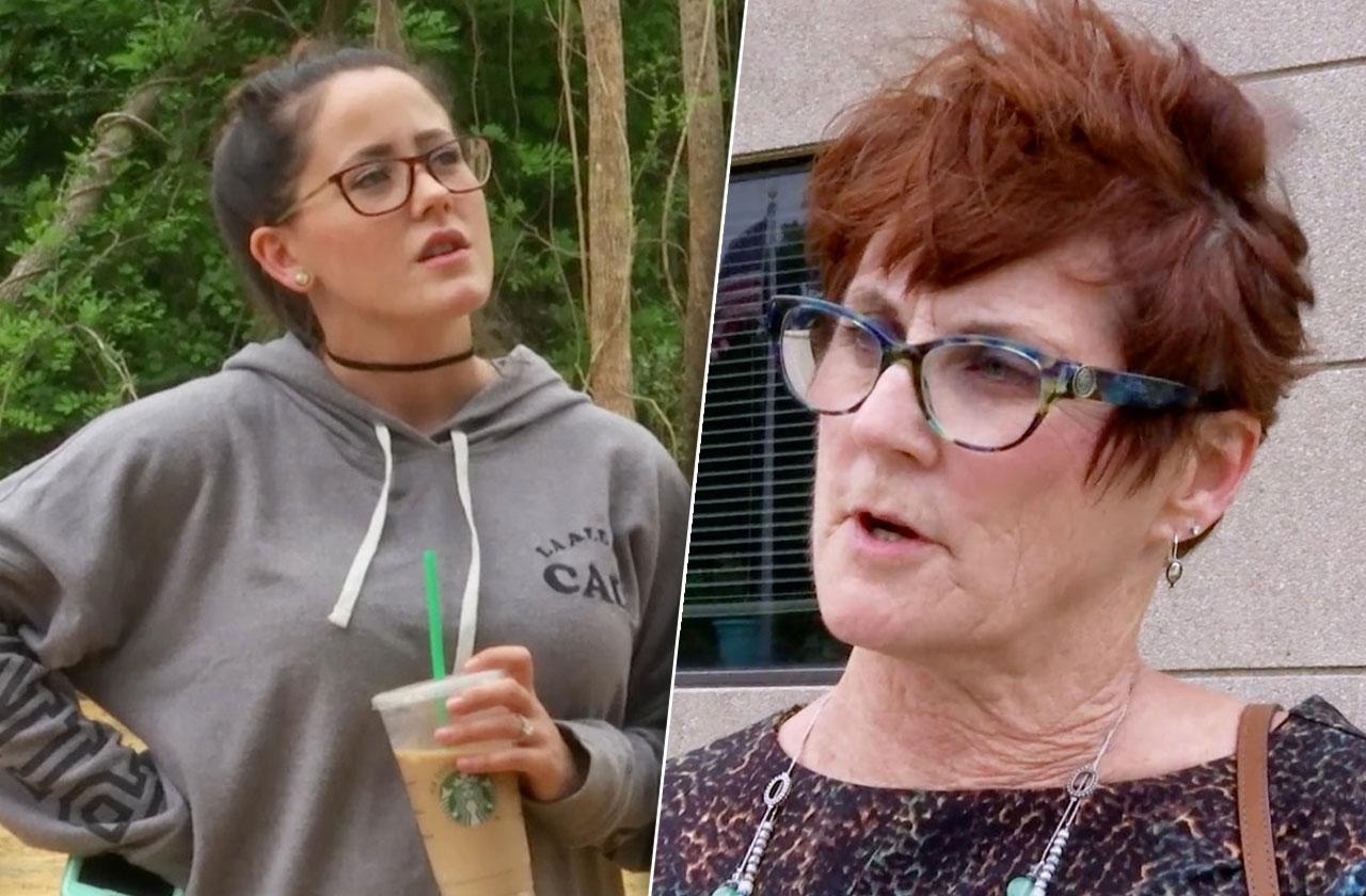 Jenelle Evans Cease Desist Letter Mom Barbara Evans