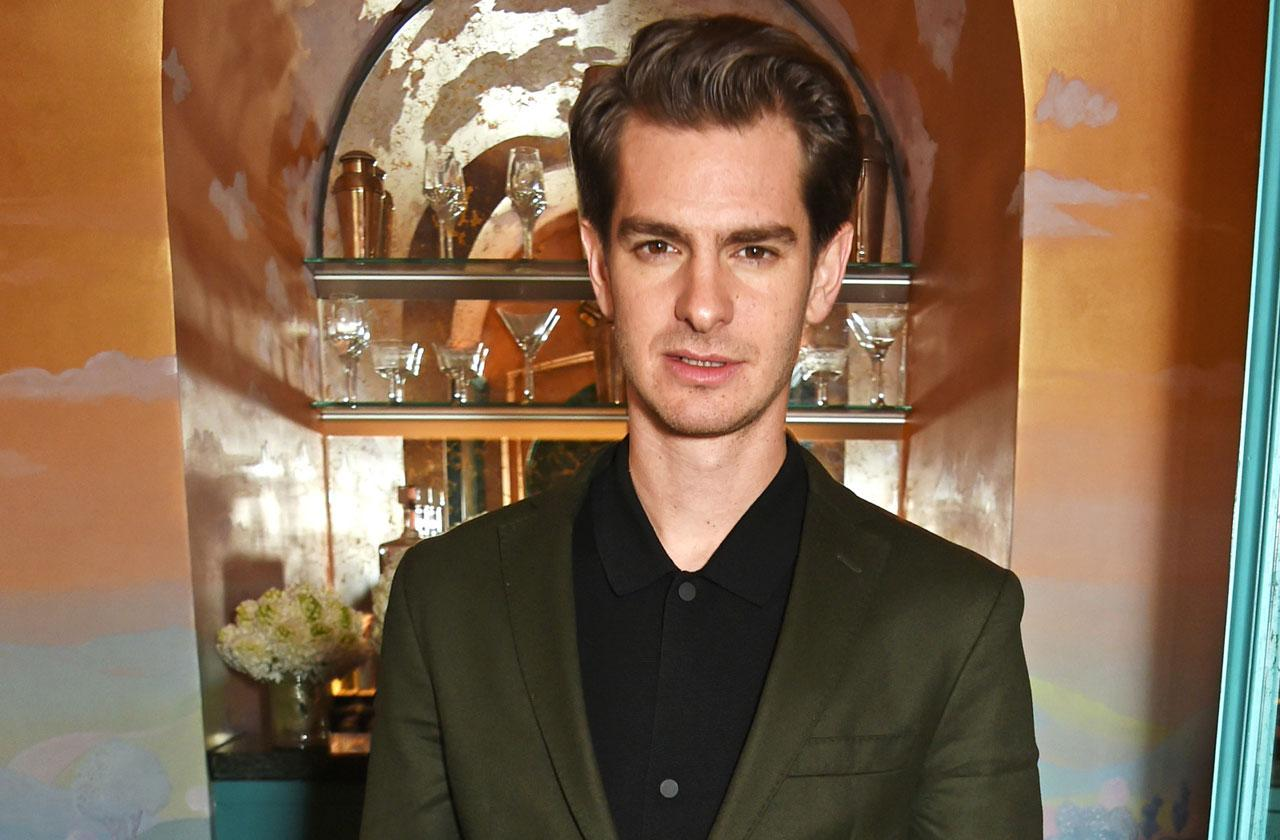 Andrew Garfield twitter backlash gay comments