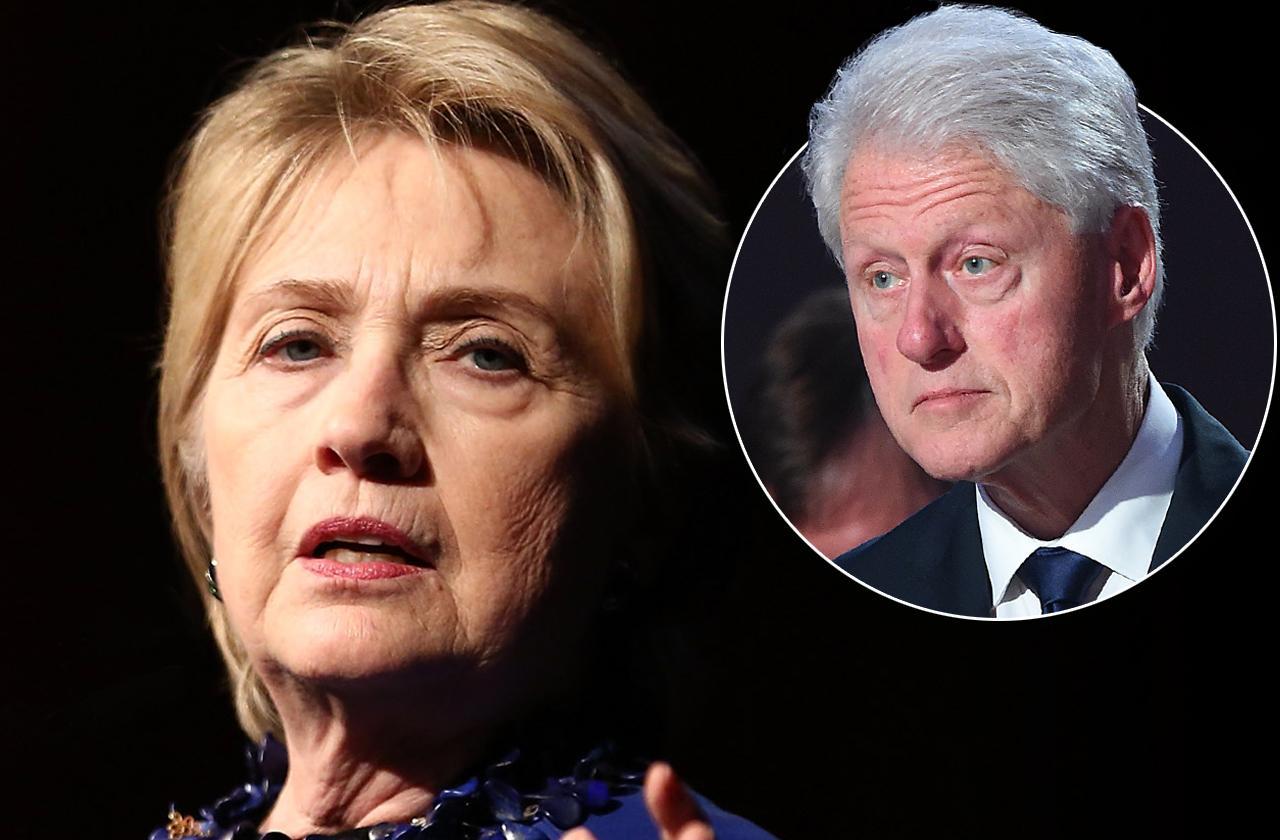 Hillary Clinton Divorce Confession