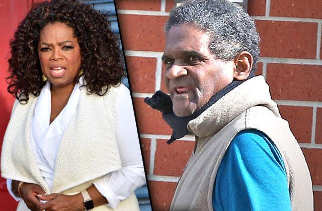 Oprah Winfrey Secret Homeless Brother