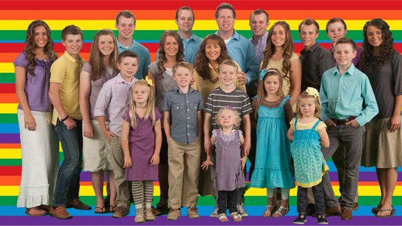 Duggars Praying For 'Wicked' America After Gay Marriage Legalized