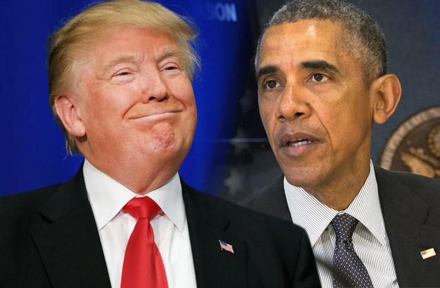 //barack obama stutters and stammers while attacking donald trump video