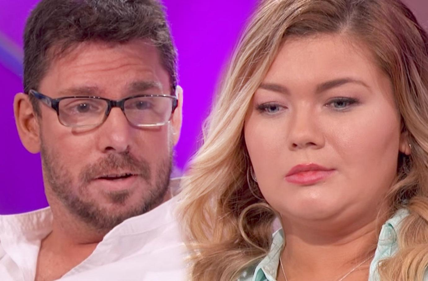 Teen Mom Amber Portwood Marriage Boot Camp