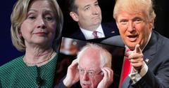//Donald trump hillary clinton health medical reports