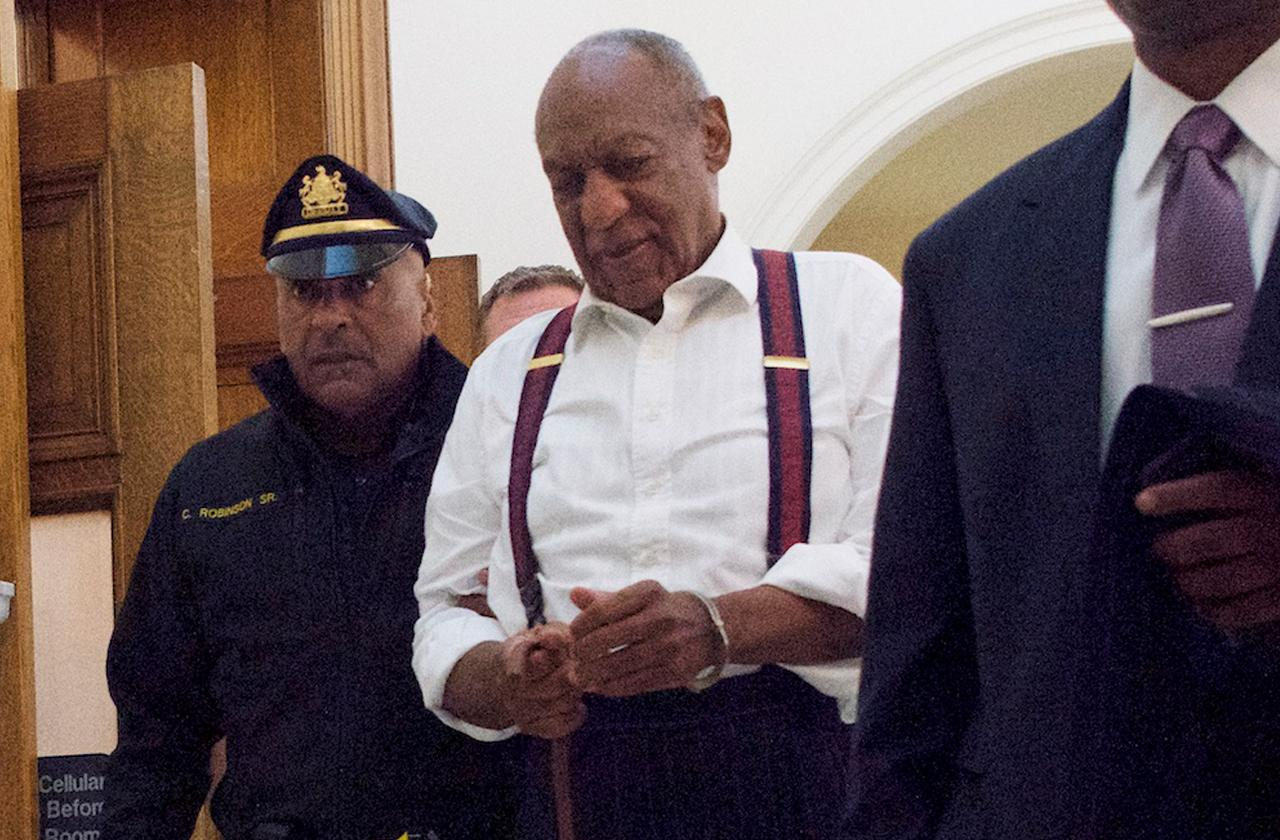 Bill Cosby Jail Bail Revoked Sentenced Prison