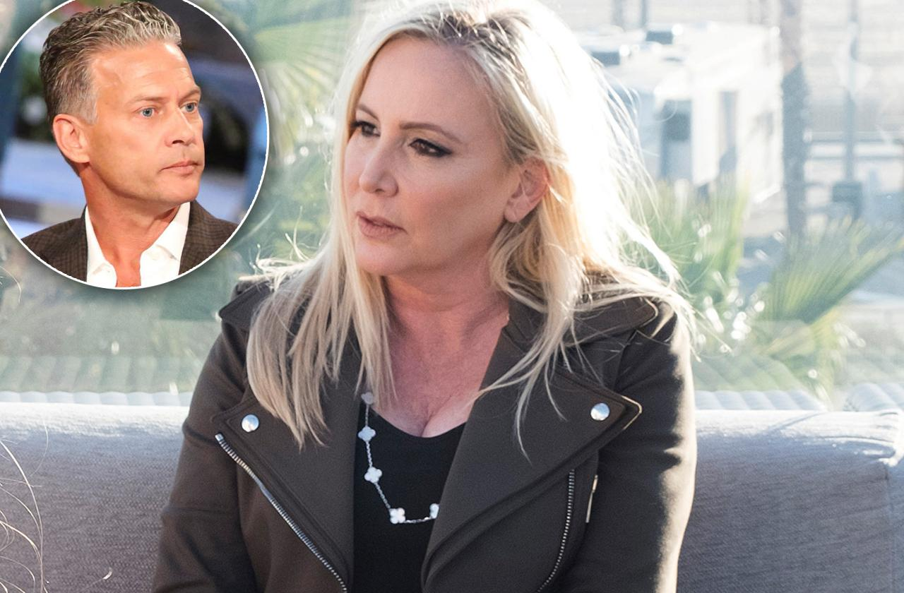 RHOC Shannon Beador Ex David Storms Out Of Courtroom