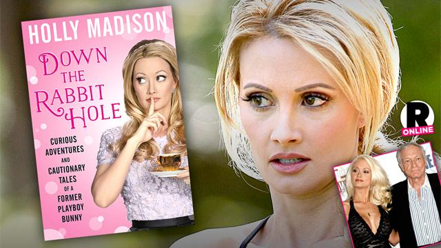 Holly Madison Tell-All Book