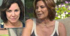 Luann de lesseps filming recovery rhony