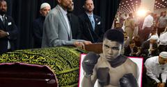 //muhammad ali funeral jenazah prayer service pp