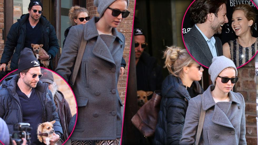 Bradley Cooper & Jennifer Lawrence 'Serena' Premiere
