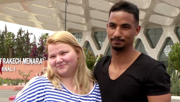 '90 Day Fiancé' Wedding! Nicole Nafziger & Azan Tefou To Marry In Summer