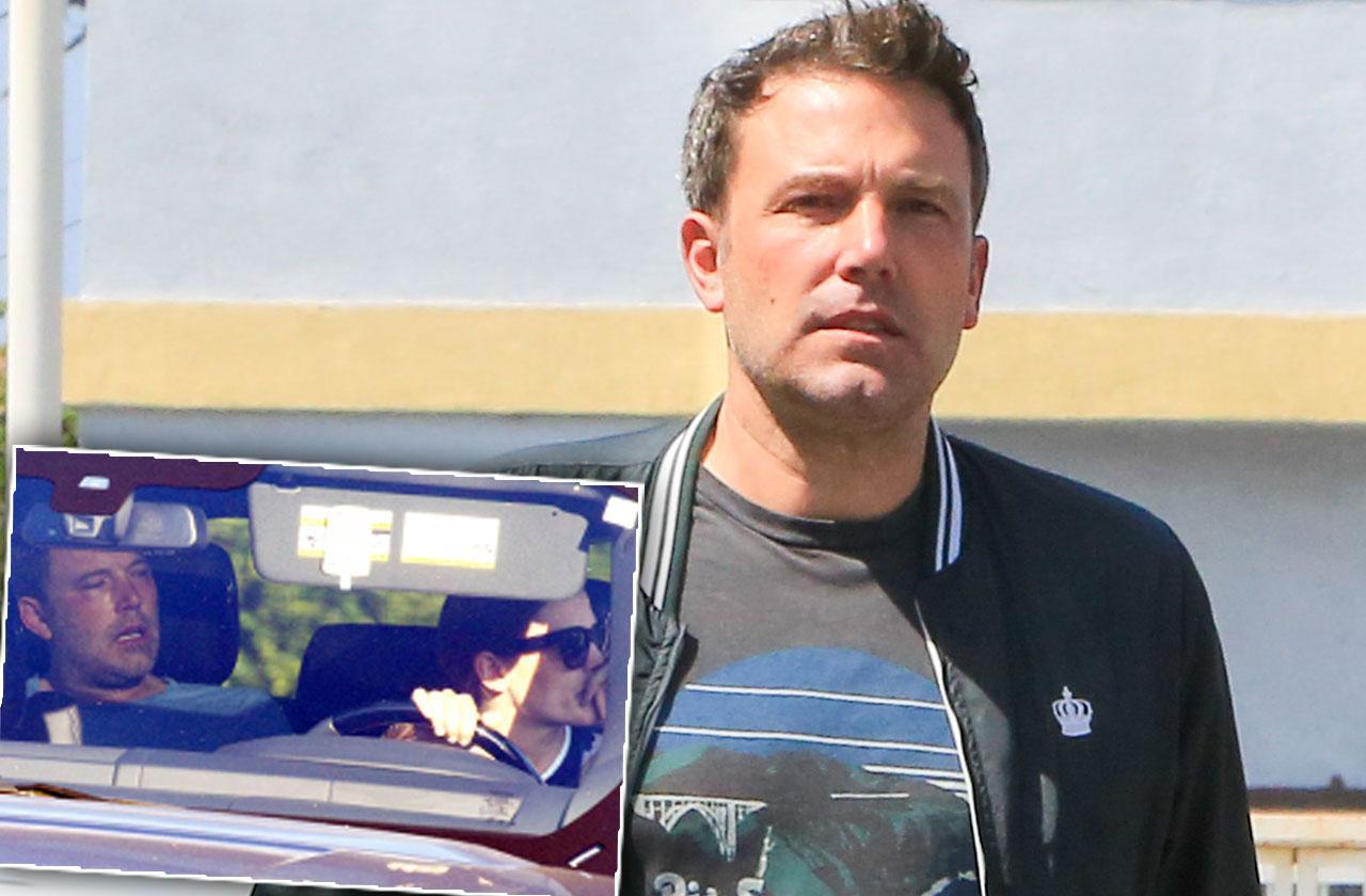 ben Affleck isolated family friends rehab Jennifer garner intervenes