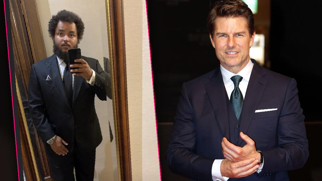 Tom Cruise And Son Connor Make Rare Public Outing