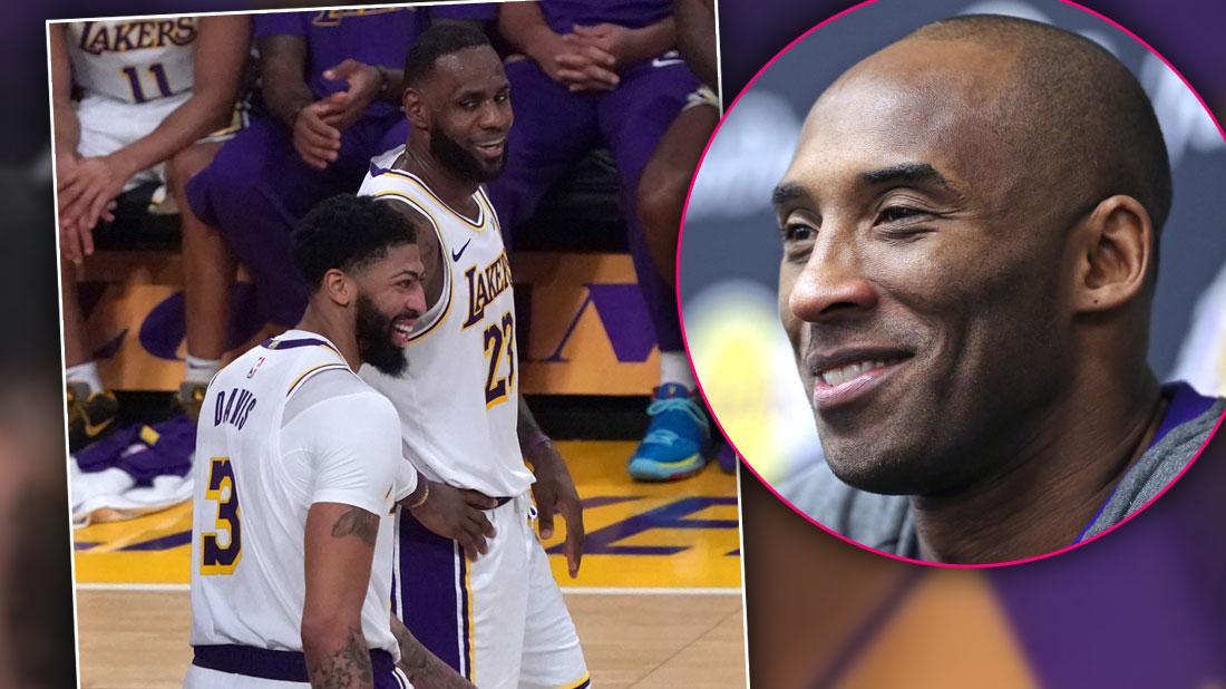 Lakers Stars LeBron James & Anthony Davis Get Kobe Bryant Tattoos