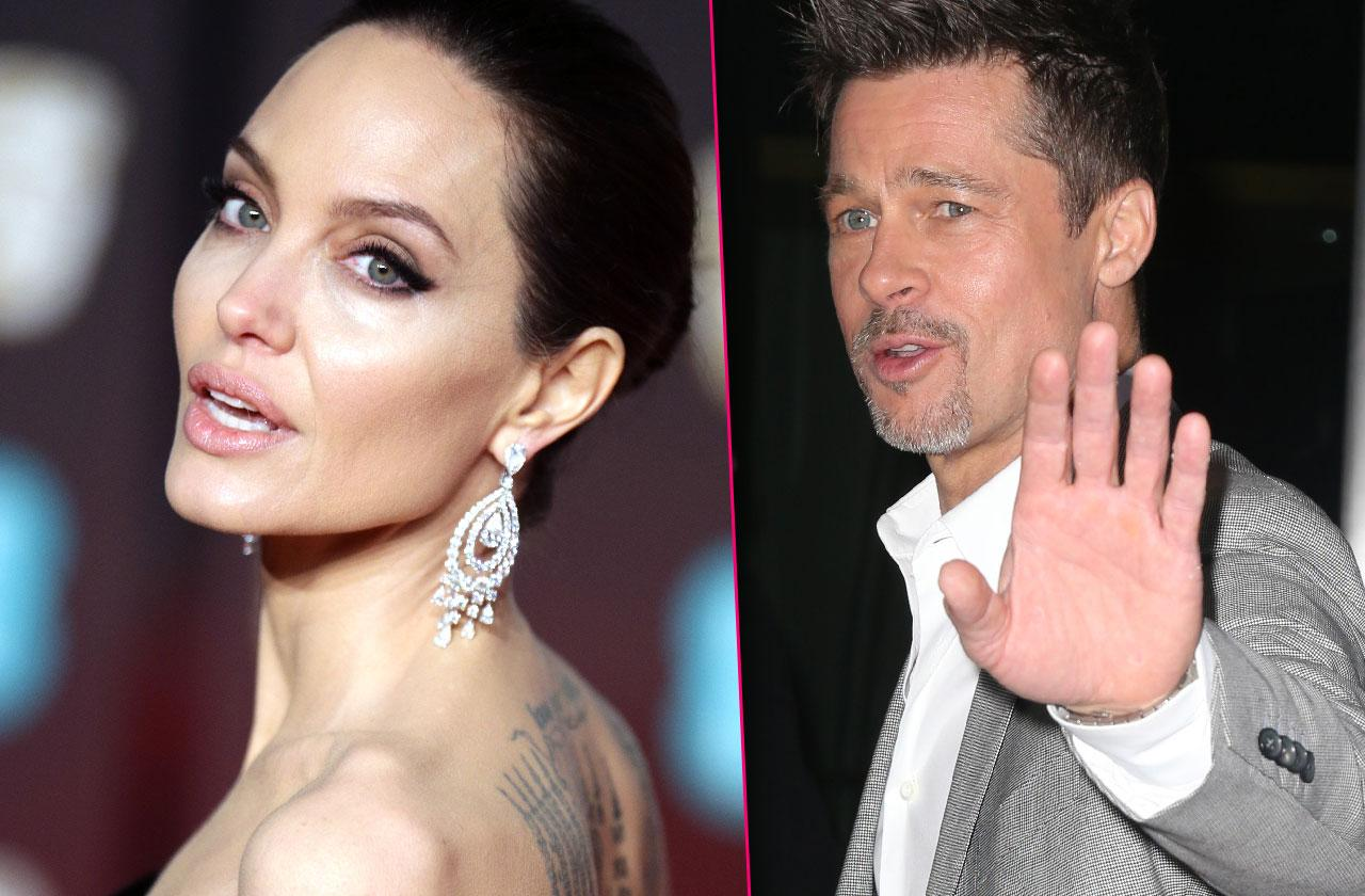 Angelina Jolie's Brad Pitt Divorce So Bitter Her Lawyer Quit