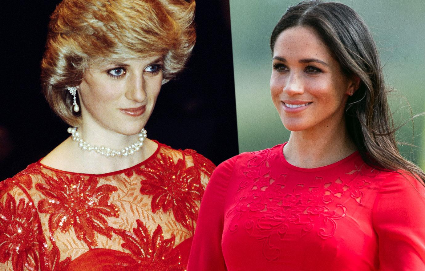 Meghan Markle Talked About Becoming Diana 2.0