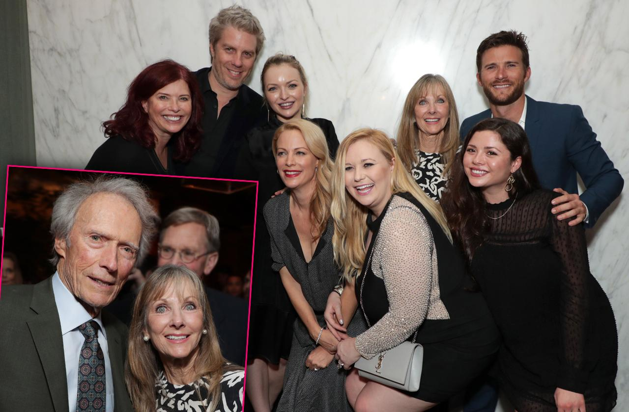 Clint Eastwood Confirms, Introduces Rumored Eighth Daughter Laurie