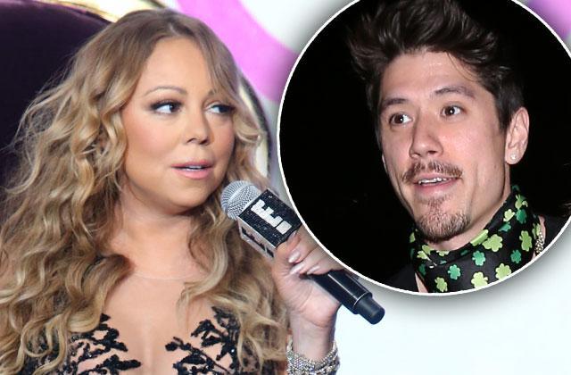 //Mariah Carey Split Break Up Bryan Tanaka pp