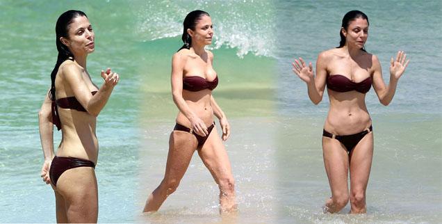 //bethenny frankel bikini fame flynet
