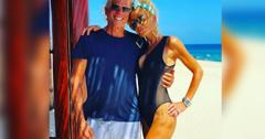 billionaire David Saperstein wife funeral mysterious death