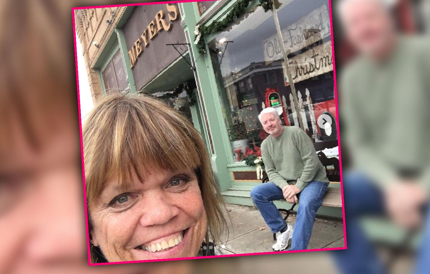 Amy Roloff Goes On Holiday Road Trip To See Boyfriend Chris Marek Relatives