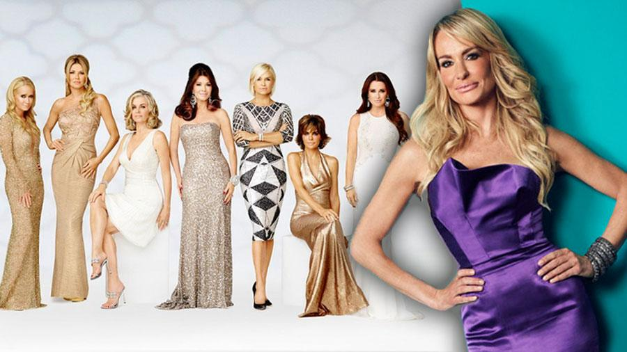 Taylor Armstrong Real Housewives Beverly Hills Cast Member