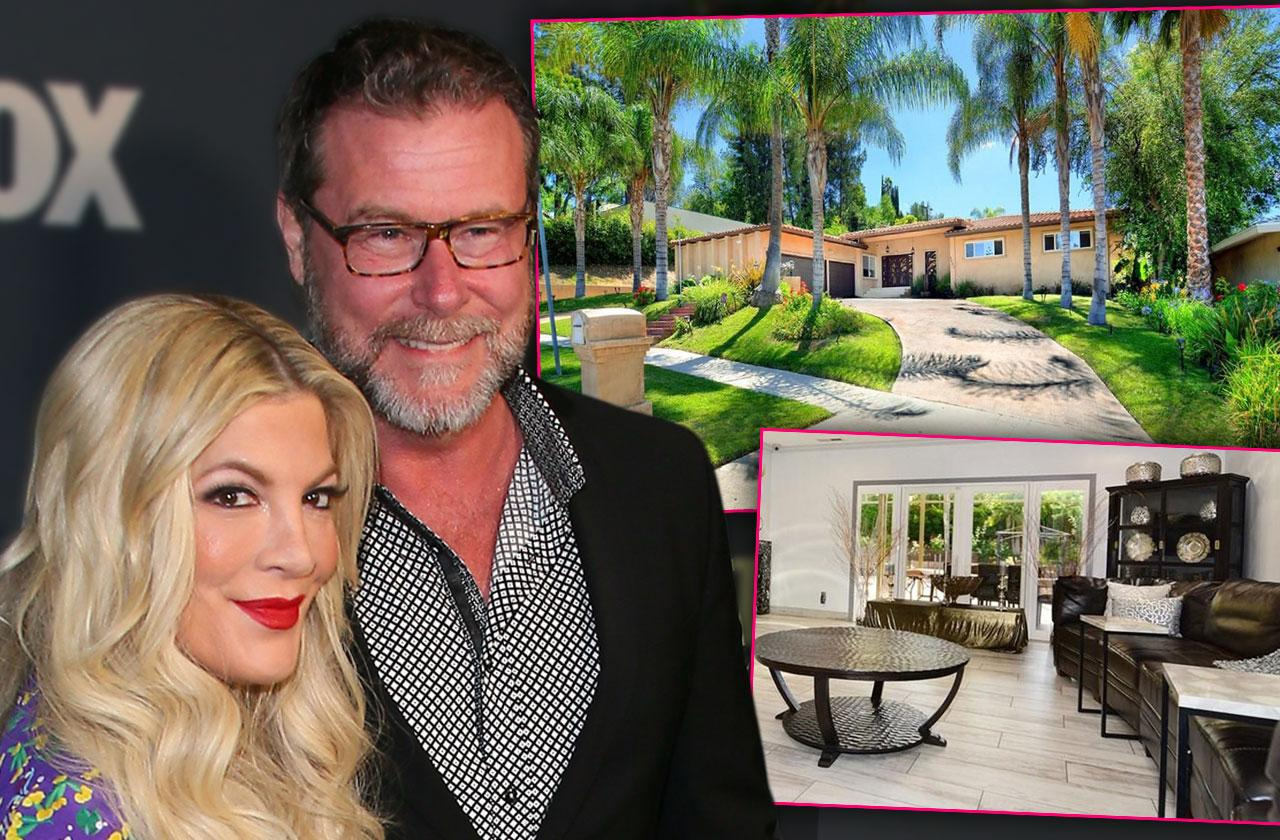 Tori Spelling & Dean McDermott New Rental House