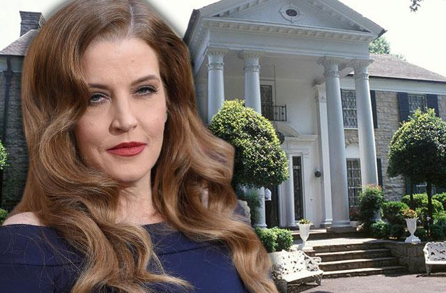 //lisa marie presley divorce elvis graceland pp
