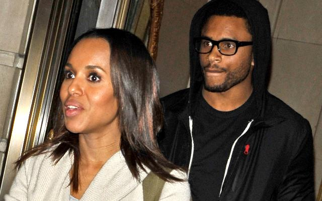 Kerry Washington Nnamdi Asomugha Relationship Issues