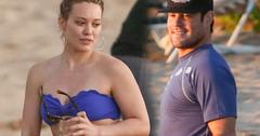 Hilary Duff Mike Comrie Divorce Hawaii Vacation Flirting