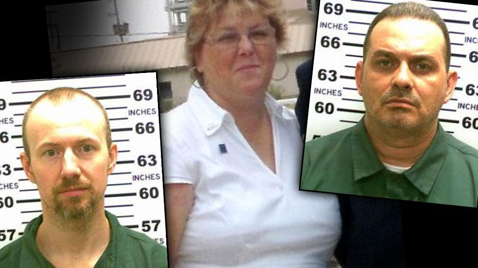 Prison Break New York Joyce Mitchell