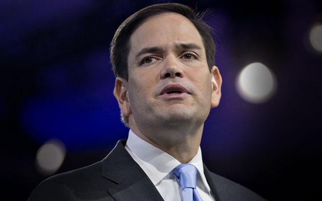 Marco Rubio Advisers Kill Campaign