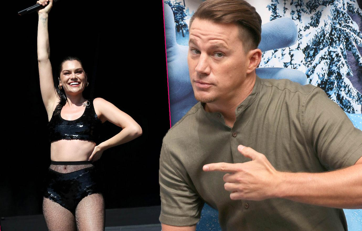 Controversy Erupts Over Channing Tatum Taking Daughter To Galpal Jessie J Concert