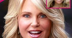 //christie brinkley face