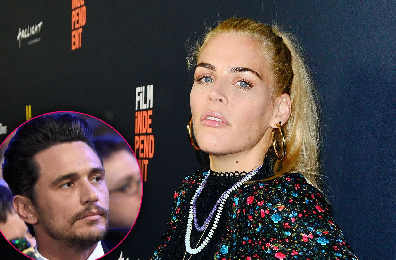 //busy philipps claims james franco pushed new book pp